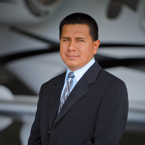 Juan Pablo Castro, Director of Maintenance