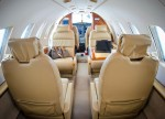 Cessna Citation CJ2 8JP Interior