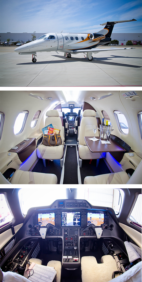 Private Jet Charter To Las Vegas Nevada