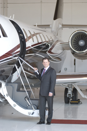 Starting a private jet brokerage