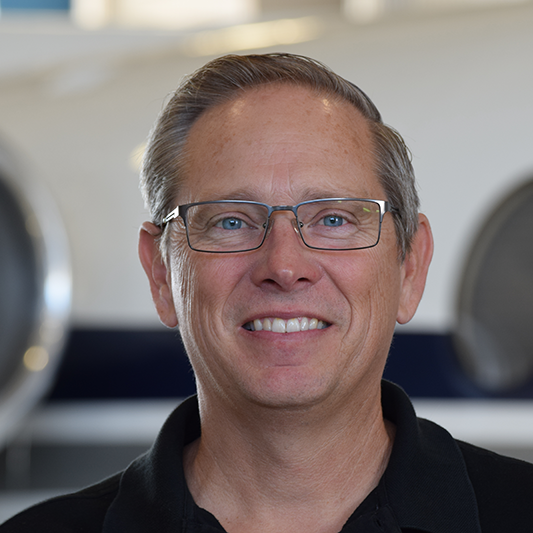 Doug Layne, Director of Maintenance