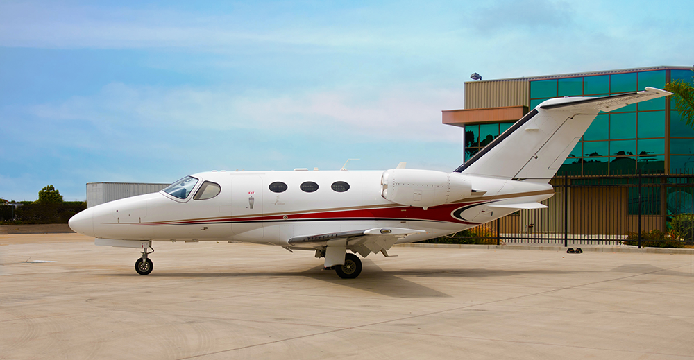 Cessna Citation Mustang Joins the Jet Methods Aircraft Fleet